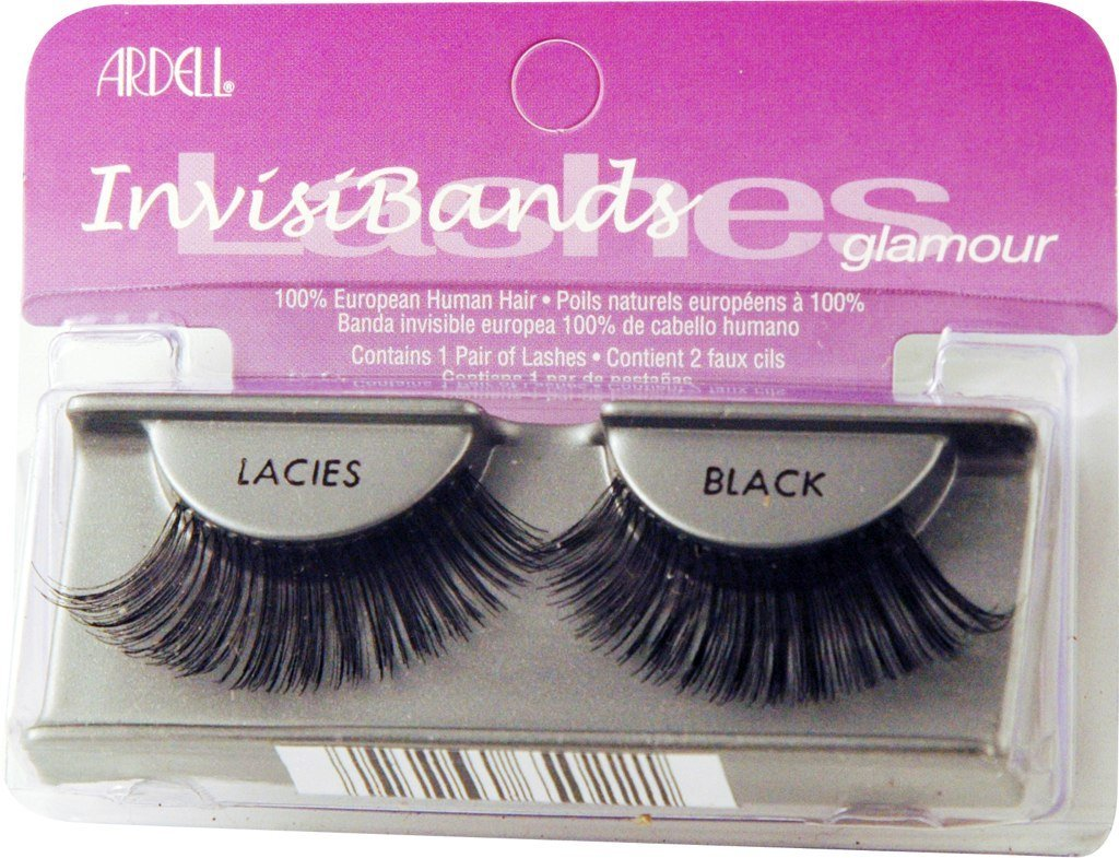 851d3ad5b92 Buy Ardell Invisibands Glamour Lashes Lacies-Black in Cheap Price on ...
