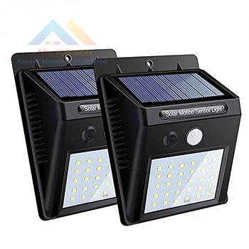 Wireless Fit Wall Buy Security Solar 30 Waterproof Garden Motion Outdoor Lamp Led Light Wall Outside Driveway Sensor Patio Solar 30led Lights QrdtsCh