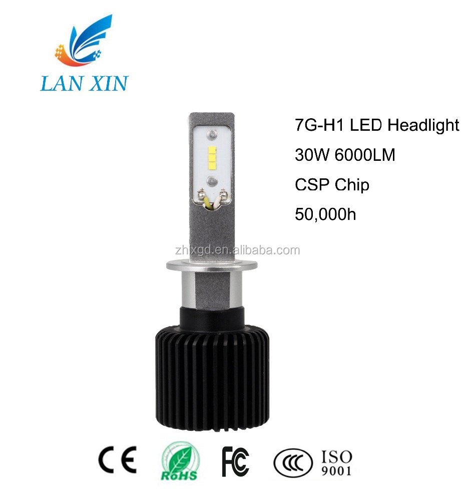 Promotion price LED H1 headlight free sample
