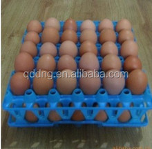 30 holes egg tray for packing and transportation XL Plastic egg tray duck egg tray