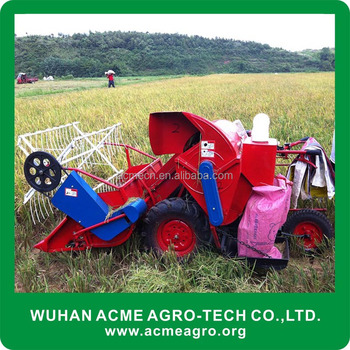 Agriculture tools nimi rice harvester combine paddy harvester for sale