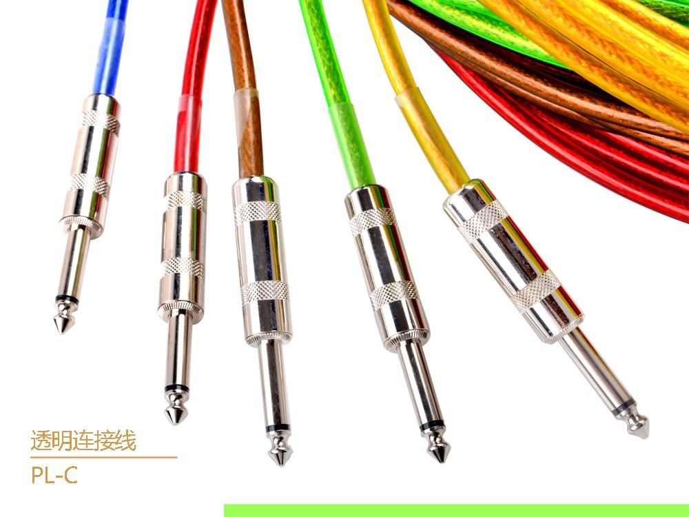 musical instruments accessories Deviser hot sale high quality guitar cable