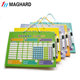 Learning educational toys weekly timetable planning chart magnetic time table board
