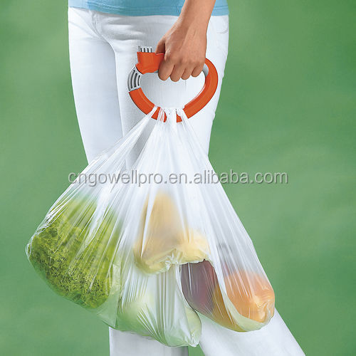 China Wholesale Shopping Grocery Bag Holder