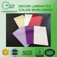 HPL/100% phenolic hpl sheets/furniture laminate sheets