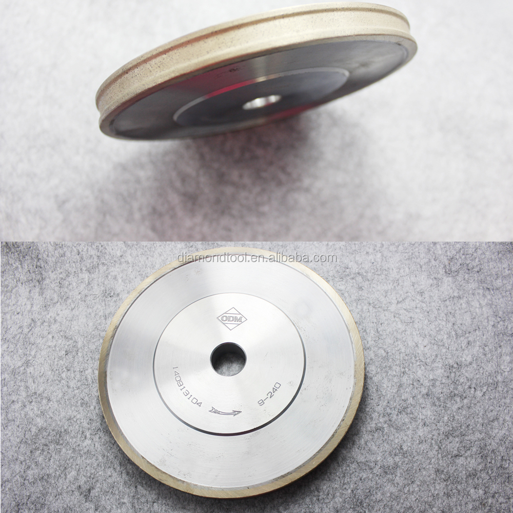 Fabriksnye Vorm Glas Slijpen Diamant Wiel Voor Glas Slijpen/pe Diamant Glas CG-28