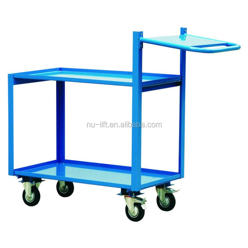 Ordem picking plataforma carrinho buy product on for Carritos con ruedas para cocina