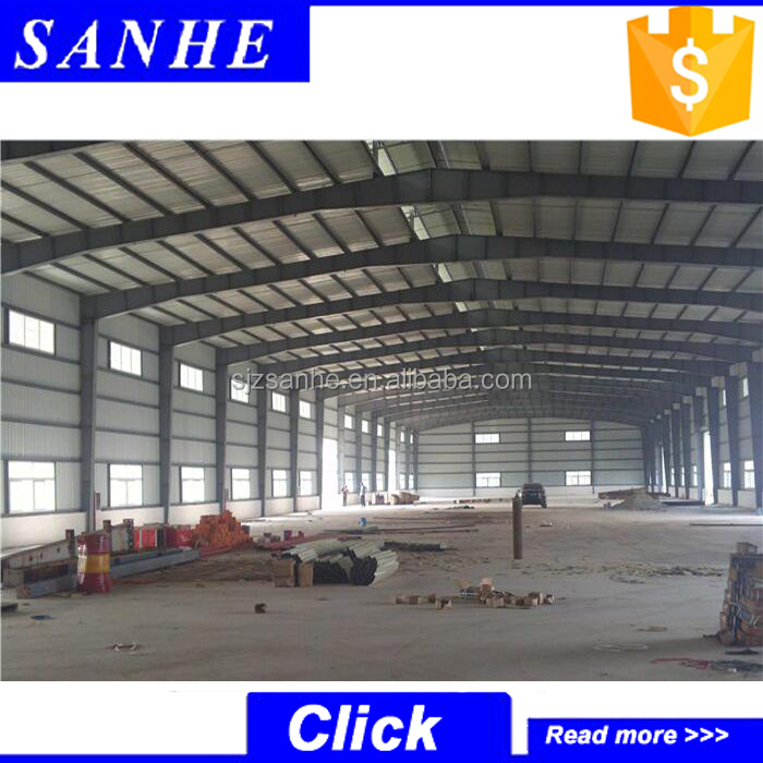the cost of building prefabricated hangar