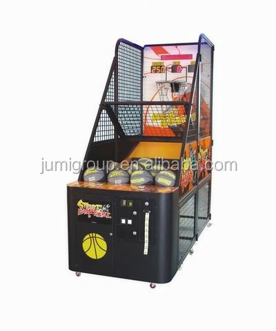 2016 New indoor Hot basketball game machine malaysia