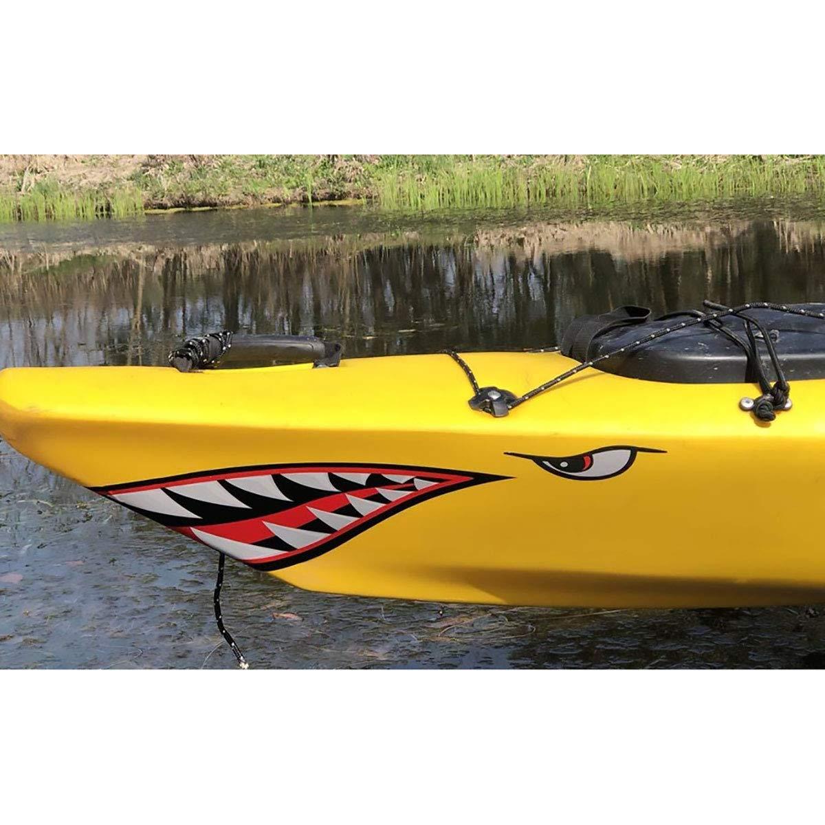 Decals stickers funny kayak warning sticker decal kayaking paddle