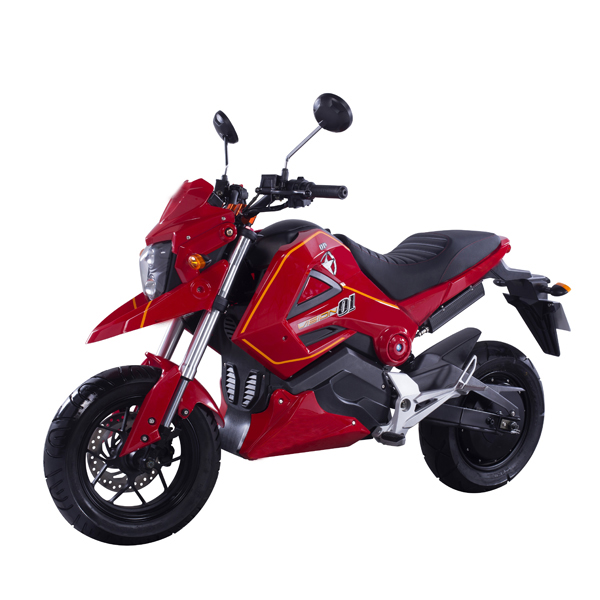 Cool Sporting Big Power Electric Motorcycle