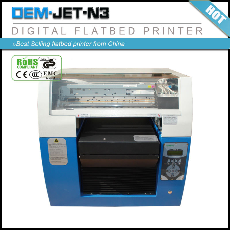 New fashion! Welcomed infinity digital printing machine