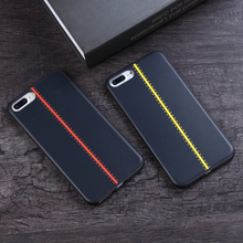 Wholesale china new trend phone cases IMD bar phone case cellular phone accessory for iPhone 6 / 7