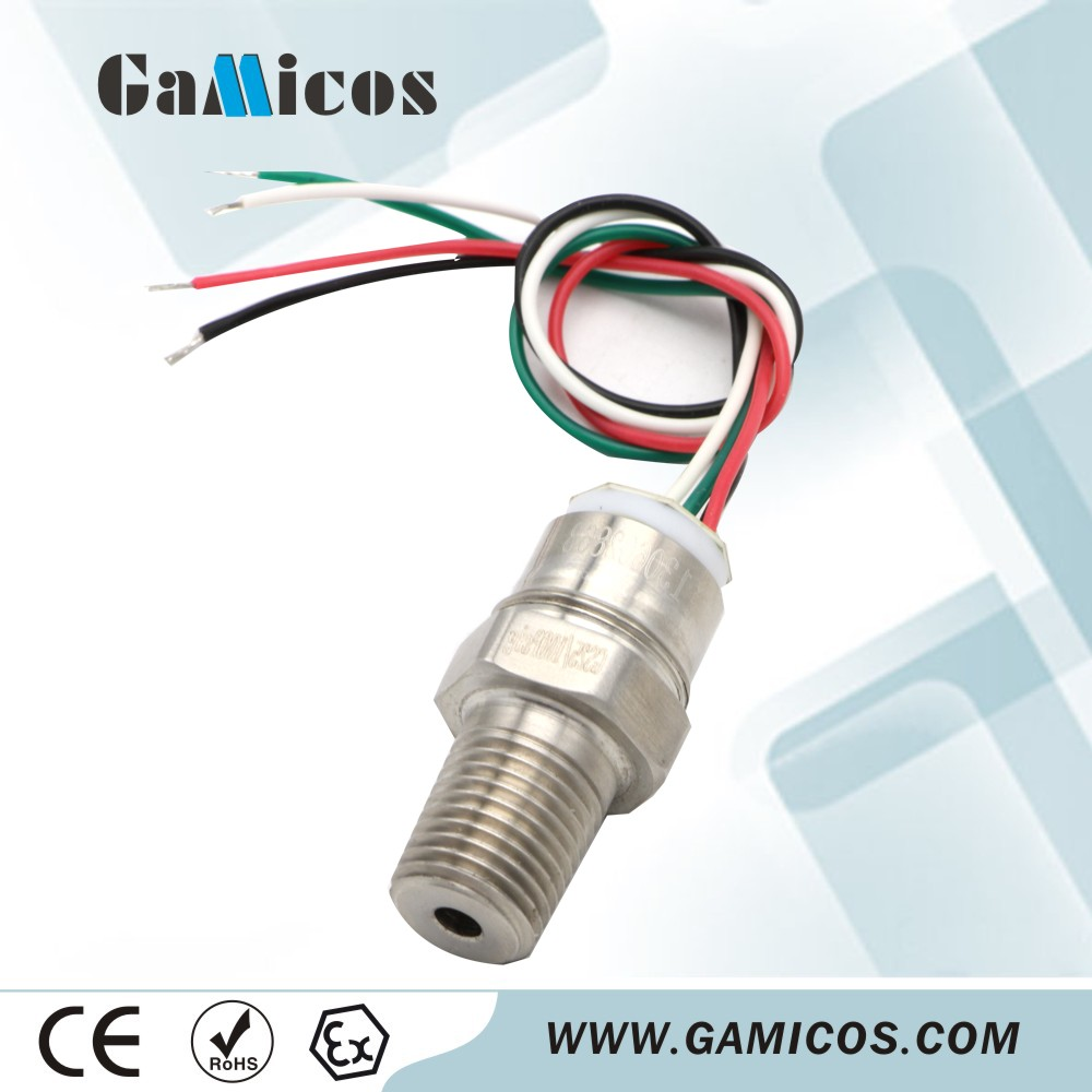 GS25 Micro Screwing housing piezoresistive cheap pressure sensor