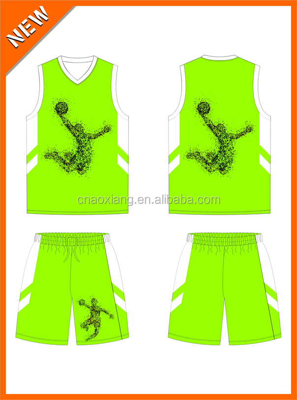 Guangzhou quick dry cheap basketball wear Fast-dry Basketball practice jersey