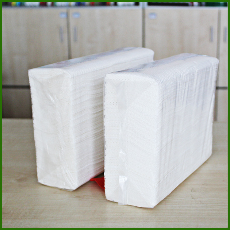 2015 Hot sale hand towel tissue paper