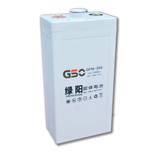 Rechargeable sealed lead acid 2v 200ah battery solar 2v with cheap price