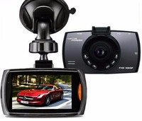 "Car Camera G30 2.7"" Full HD 1080P Car DVR Video Recorder Dash Cam with 170 Wide Angle Motion Detection Night Vision G-Sensor"