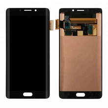 Voor Xiaomi Mi Note 2 5.7 ''(<span class=keywords><strong>AMOLED</strong></span>) Lcd Touch Screen Digitizer Vergadering Zwart