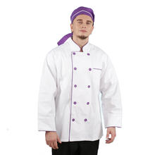 Chinese stijl jas 2018 katoen mannen oree unisex voor hotels grote kwaliteit van <span class=keywords><strong>chef</strong></span> uniform fabrikant