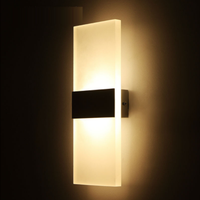 AC85-265V bathroom wall light wall mount led lights