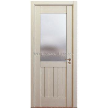 Modern Finished Interior Frosted Glass Doorbathroom Door Buy