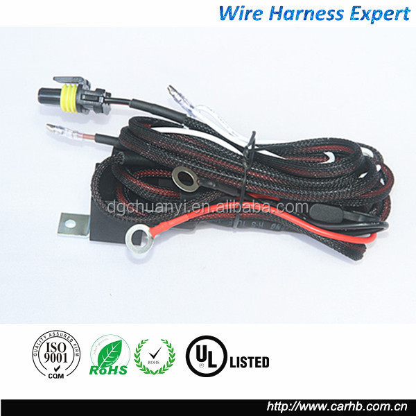 Complete Wiring Harness suit Custom Motorcycles