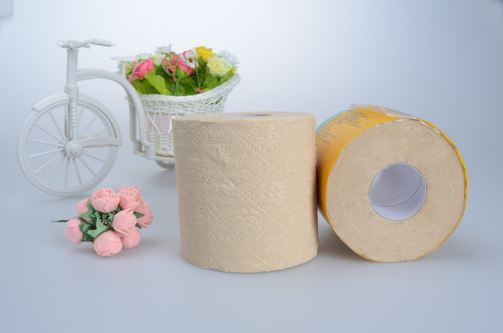 Best Unbleached Bamboo Biodegradable Toilet Paper Roll