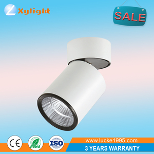 driverless surface mounted led ceiling light 20w blue dmx rgb led downlight