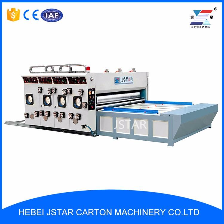 Bsy-480/535/600/735 Chian Feeding Printer Slotter