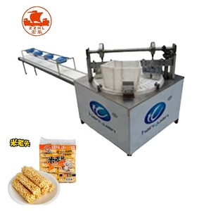 Cereal Bar Food Processing Line Energy Bar Forming Making Machine