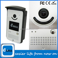 ATZ eBELL 720P Wi-Fi Doorbell Camera Smart Home Waterproof IP66 Nightvision IR 3M