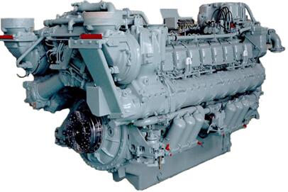 Beaches] Mwm diesel engines