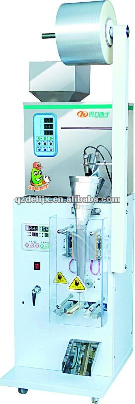 vertical small bag paking machine