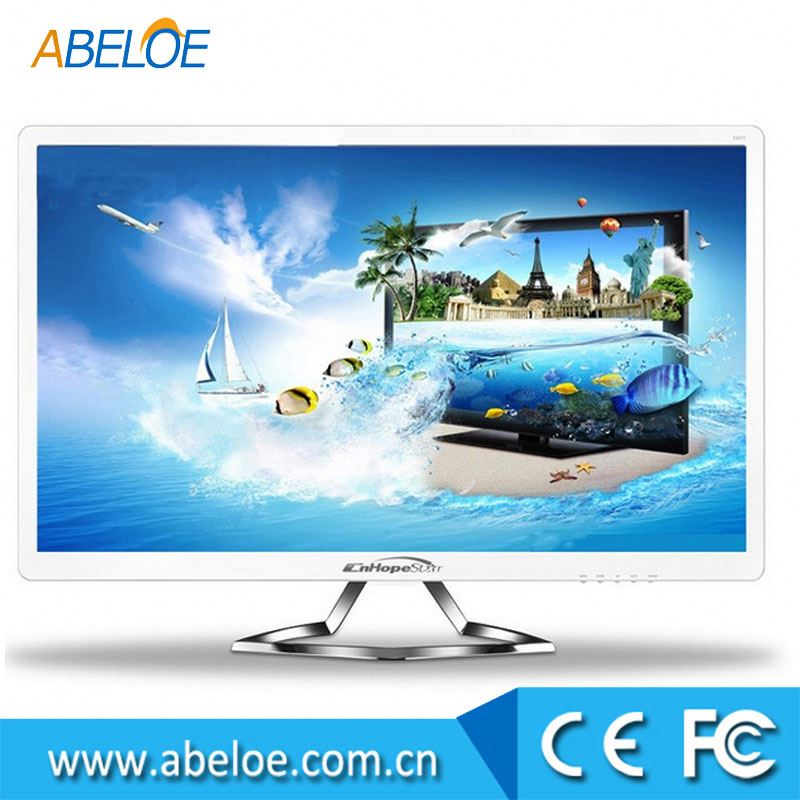Factory Price 16:9 28 Inch LCD Computer Monitor with VGA