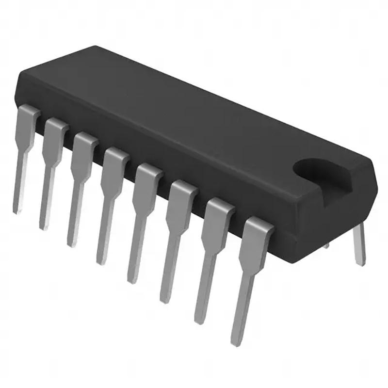 5//10PCS MC14052BCP ON IC MUX//DEMUX DUAL 4X1 16DIP Brand New