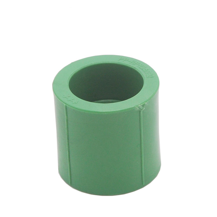 High-Quality Recycled PPR Polypropylene Random Pipe <strong>Fitting</strong> Straight Equal Socket Plastic <strong>Fittings</strong>