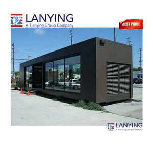 China supply low cost prefab modular affordable mobile homes