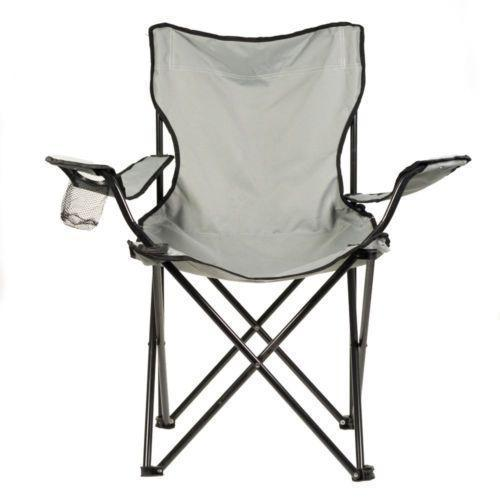 Outdoor Indoor Fabric Folding Chairs With Arms