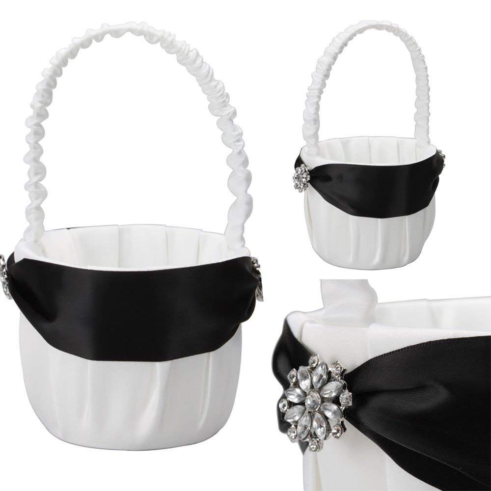 Cheap Black Flower Girl Basket Find Black Flower Girl Basket Deals