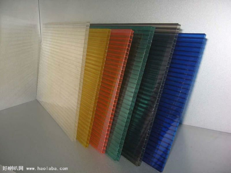 Cheap Coloured Polycarbonate Sheet 2mm plastic PC