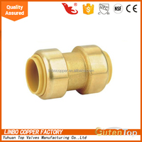 Germany standard brass male thread union/ male connect pex composite pipe fittings
