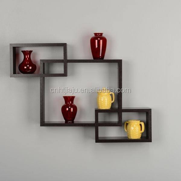Scaffali In Legno Kit.Display Mensola In Legno Kit Scaffale Mensola A Muro In Cioccolato