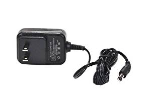 BW 12V DC 500MA Regulated CCTV Camera Power Supply AC to DC Power Adapter -- - Black