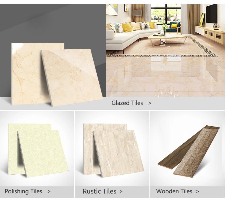 Porcelana parece telha antiderrapante de mármore, telha de terracota antiderrapante