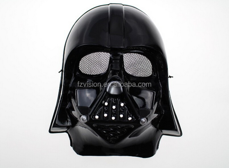 Fábrica directa Halloween partido negro Darth Vader clone soldado ...