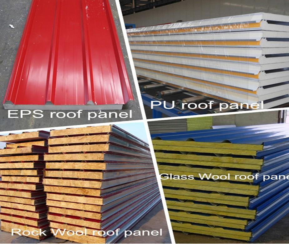 Fiberglass Foam Panels : Fiberglass polyurethane foam sandwich panel wall roof