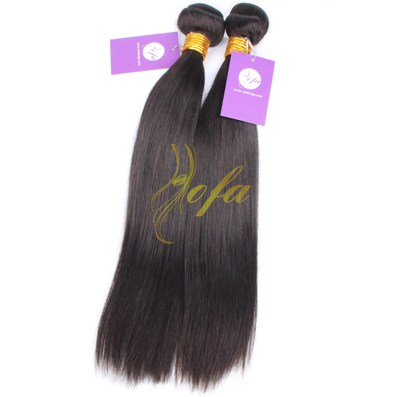 High quality and top soft virgin remy weave human hair extension