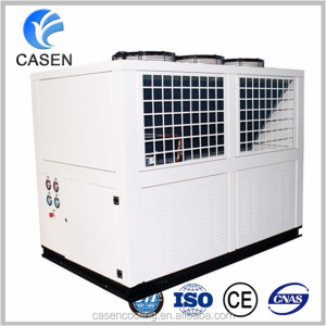 water cooled chiller air cooled chiller casen brand chiller