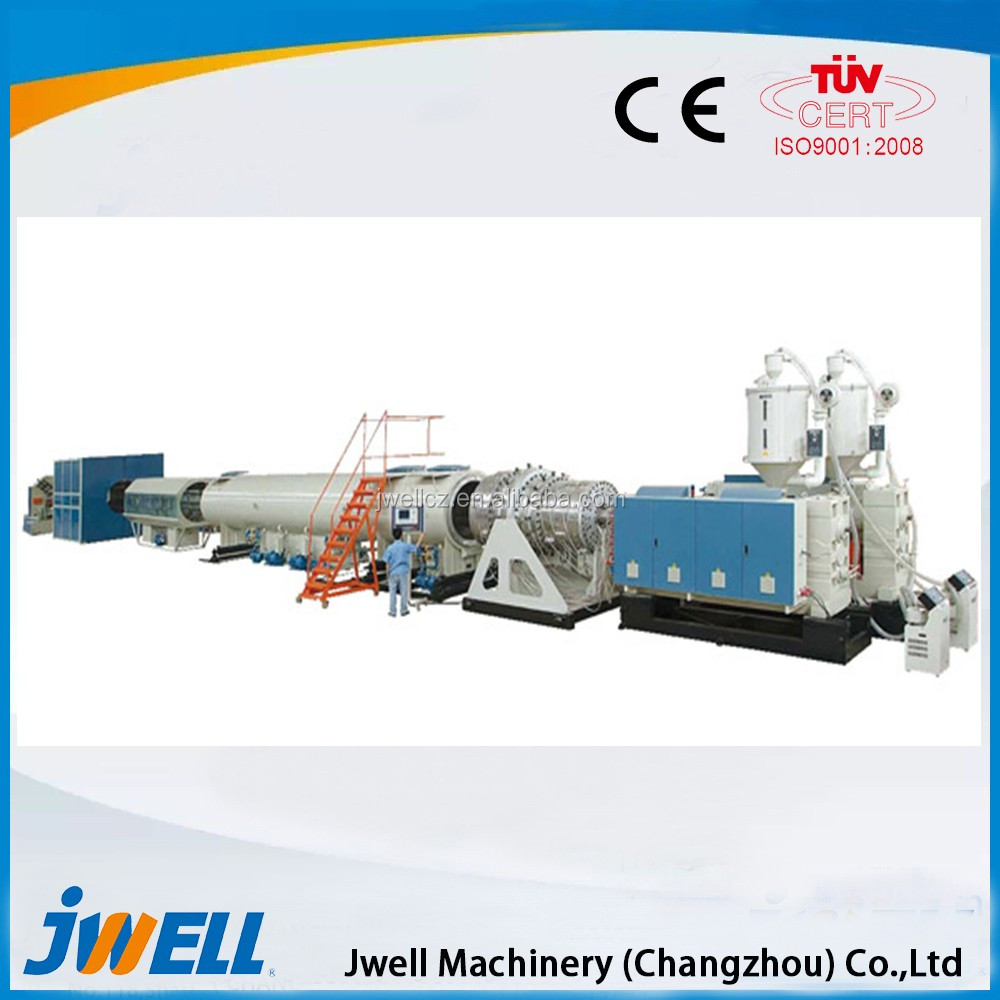 Jwell RTP Composiet Pijp Plastic Making Machine